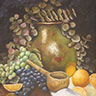 Painting of jar entitled Mexican Water Jar